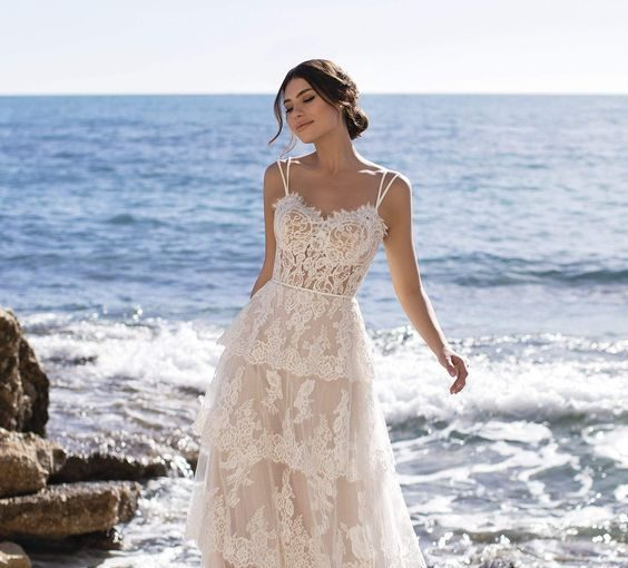 Bohemian Wedding Dresses That You Would Want To Say 'YES' In - wedding dress, stylish wedding, style motivation, bohemian wedding dresses