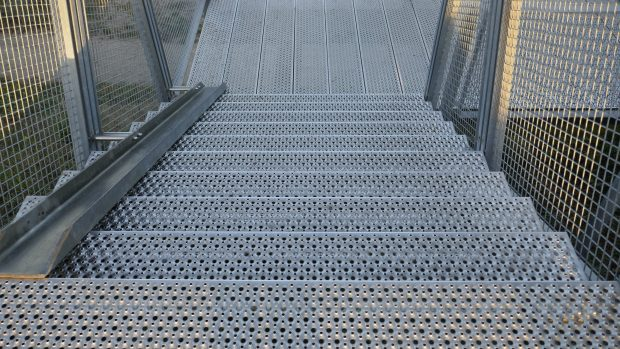6 Maintenance Tips For Steel Staircases - steel, staircase design ideas, staircase, cleaning