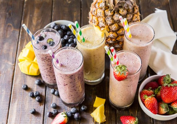 Smoothie: Your Secret Weapon to Good Health & Fresh Start of the Day - Smoothies, protein, meal, green, Fruit, food, Drinks