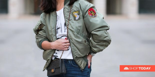 Bomber Jacket: From Forces to Models - women, jacket, fashion