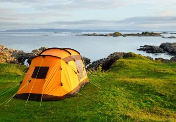 Nine of the Best Outdoor Activities for a UK Summer Staycation - UK, travel, rides, outdoor, food, colorful outdoors, Camping