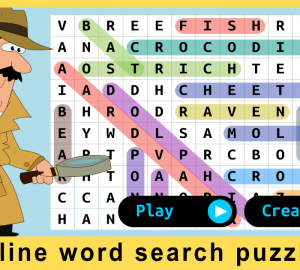 3 Reasons Doing Word Searches Are Great for Your Mind - word search, midn, internet, games