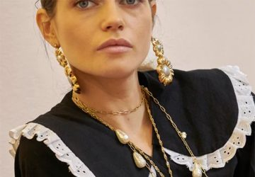 The New Accessories For This Autumn - Maximaist Jewels - style motivation, style, maximalist jewels, jewels, jewelry, fashion style, fashion, autumn jewelry