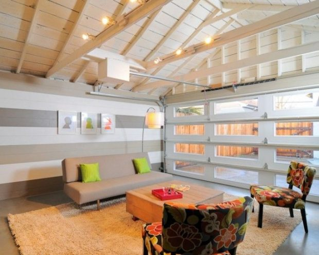 Converting Your Garage Into An Extra Room - room ideas, home, garage, better home