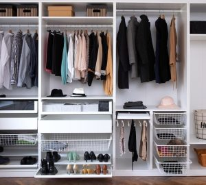 Best Ways To Store Clothes - home, declutter, clothes