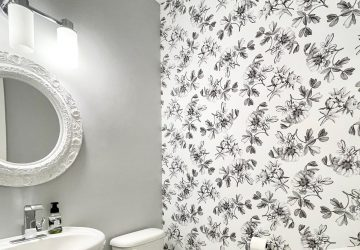 Add Color and Life to Your Walls With Luxurious Botanical Wallpaper - wallpaper, home, decoration
