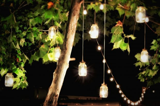 How to Beautify Your Garden With Solar Lights - Space, solar light, outdoor, lights