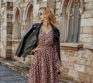 Models Of Flattering Flowing Dresses To Make Autumn Our Favorite Season - style motivation, style, flowing dresses style, flowing dresses, fashion style, fashion, Dresses, autumnal dresses