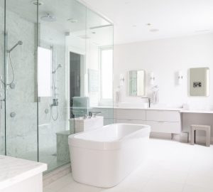 Preferences and Choosing The Right Bathroom Partitions - partitions, moisture, design, color, bathroom