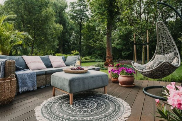 Top Garden Furniture Trends to Watch Out For - trends, garden, furniture, design