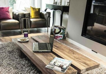 Top 5 Choices in Modern Coffee Tables - Wrought Iron Coffee Tables, Noguchi Coffee Tables, coffee tables