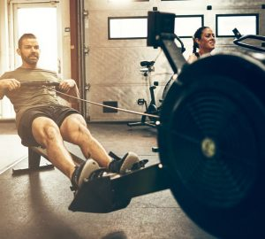 Rowing Machines Can Be a Classy and Effective Addition to Your Home Gym - row machine, home, gym, fitness