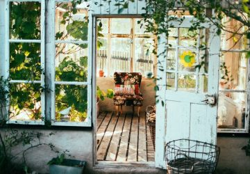 A Nature-friendly Home – 9 Ecological Solutions - nature, home, eco, design