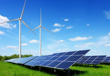 5 Renewable Sources Of Energy And Their Benefits - wind power, solar, renewable energy, hydropower, geothermal, capacity