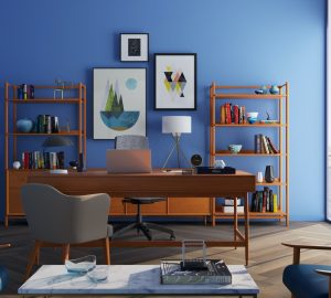 4 Essentials Your Home Office Must Have - office, Home office, desk, chair