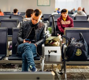 How To Stay Organized Before and After Your Flight - organize, flight, drive, documents, airports
