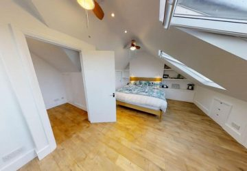 What Are The Different Types Of Loft Conversion? - velux, types, mansard, loft, l shaped, gable, dormer, Conversion