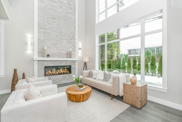 Is an Electric Fireplace Worth It? - home, fireplace, design